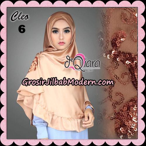 Jilbab Instant Cantik Khimar Cleo Original By dQiara Hijab Brand No 6