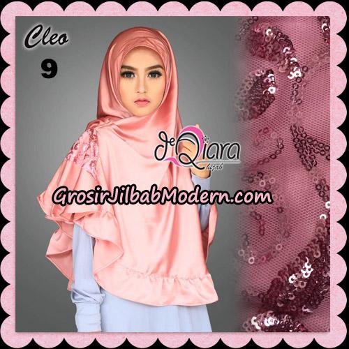 Jilbab Instant Cantik Khimar Cleo Original By dQiara Hijab Brand No 9