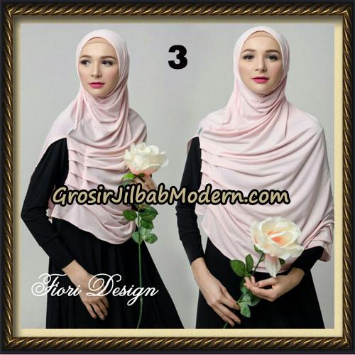 Jilbab Instant Cantik Syria Alla Original by Fiori Design No 3