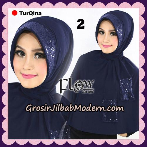 Jilbab Instant Cantik TurQina Original By Flow Idea No 2