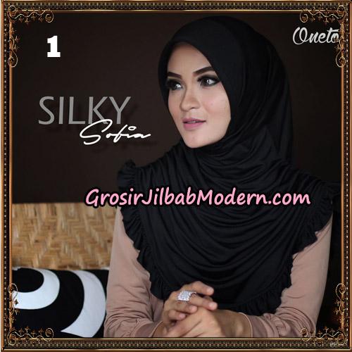 Jilbab Instant Sofia Silky Original By Oneto Hijab Brand No 1