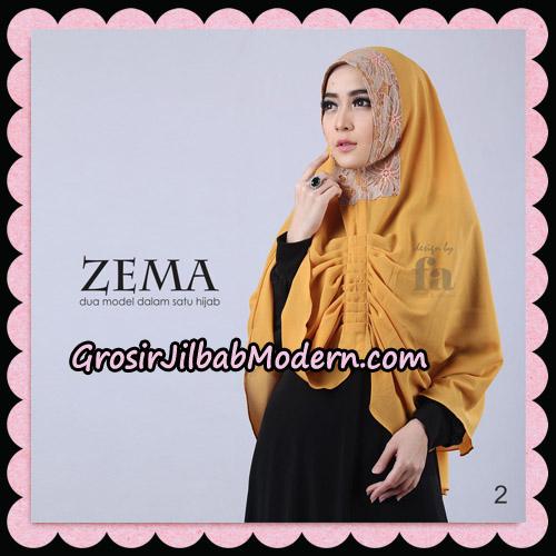 Jilbab Khimar Zema By Fa Hijab Support Oneto Hijab No 2
