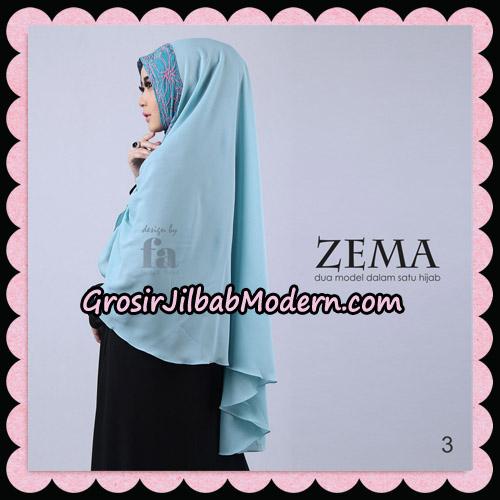 Jilbab Khimar Zema By Fa Hijab Support Oneto Hijab No 3