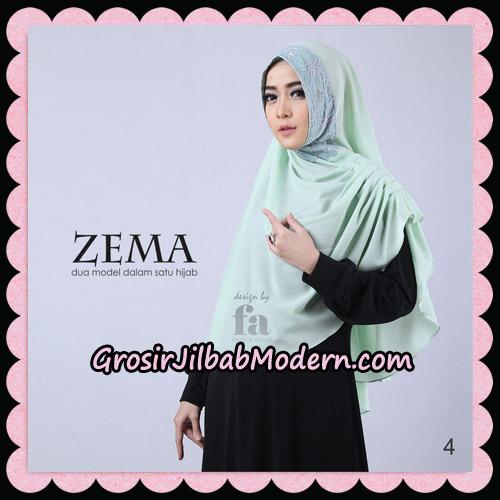 Jilbab Khimar Zema By Fa Hijab Support Oneto Hijab No 4