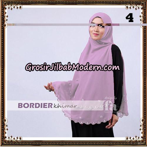 Jilbab Cantik Bordier Khimar Original By Fa Hijab Brand No 4