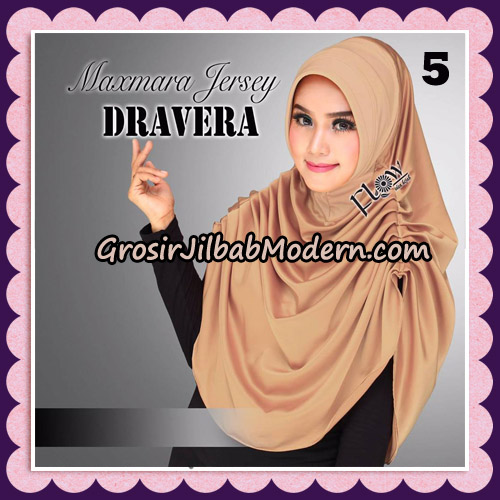 Jilbab Cantik Siria Dravera Original By Flow Idea No 5