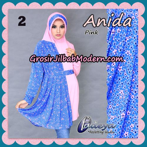 Jilbab Lengan Cantik Tunik Anida Original By Fadeya Brand No 2