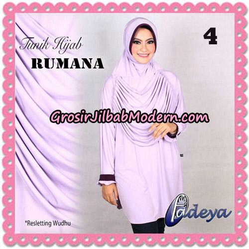Jilbab Lengan Tunik Rumana Original By Fadeya Brand No 4