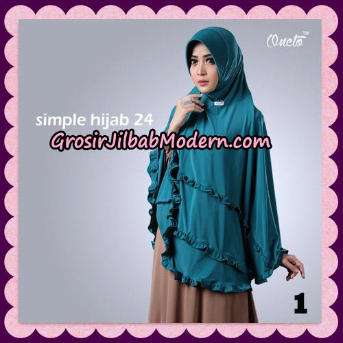 Jilbab Bergo Simple Hijab Seri 24 Original By Firza Hijab Brand No 1