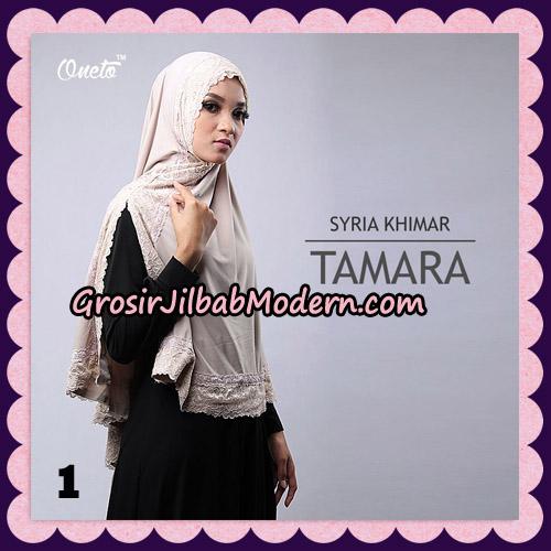 Jilbab Syari Cantik Khimar Tamara Support Oneto NO 1