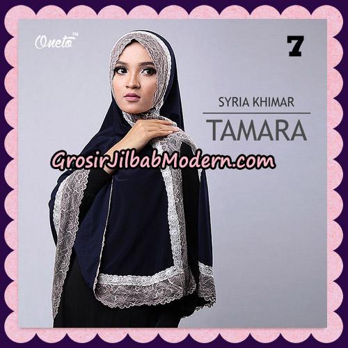 Jilbab Syari Cantik Khimar Tamara Support Oneto NO 7