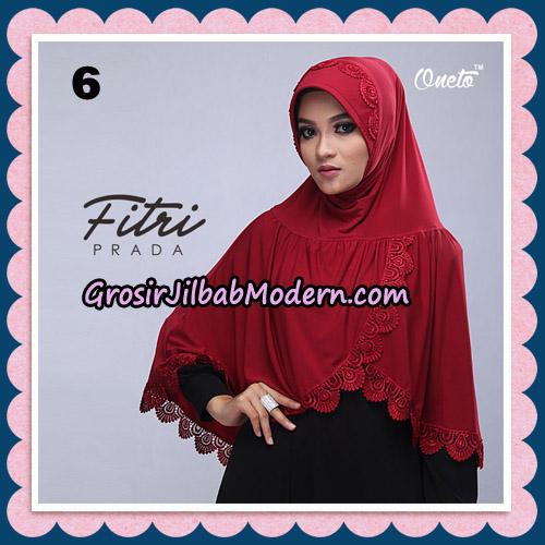 Jilbab Cantik Fitri Prada Bergo Original By Oneto Hijab Brand No 6
