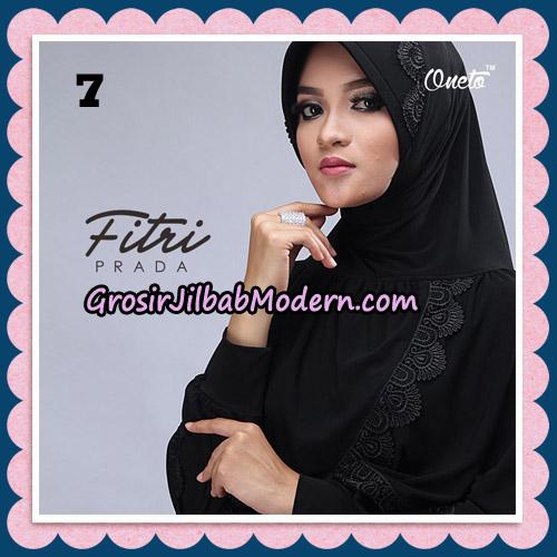 Jilbab Cantik Fitri Prada Bergo Original By Oneto Hijab Brand No 7