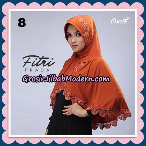 Jilbab Cantik Fitri Prada Bergo Original By Oneto Hijab Brand No 8
