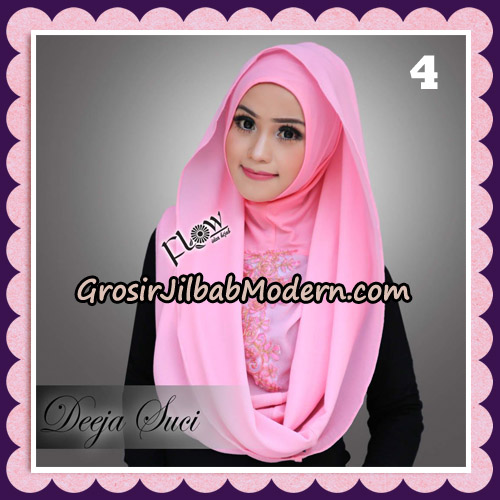Jilbab Instant Cantik Deeja Suci Original By Flow Idea No 4