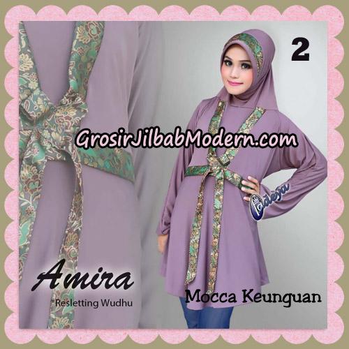 Jilbab Lengan Tunik Amira Original By Fadeya Brand No 2