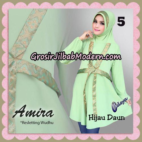 Jilbab Lengan Tunik Amira Original By Fadeya Brand No 5