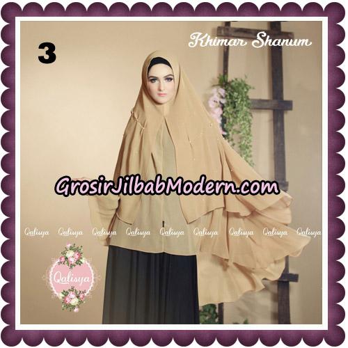 Jilbab Syari Khimar Shanum Original by Qalisya Hijab Brand NO 3