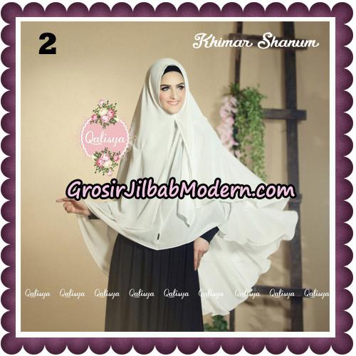 Jilbab Syari Khimar Shanum Original by Qalisya Hijab Brand No 2