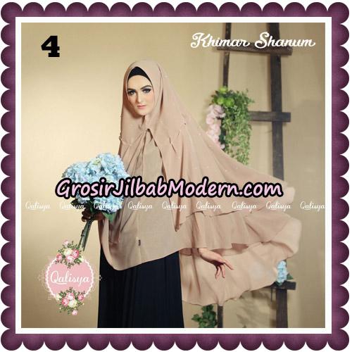Jilbab Syari Khimar Shanum Original by Qalisya Hijab Brand No 4