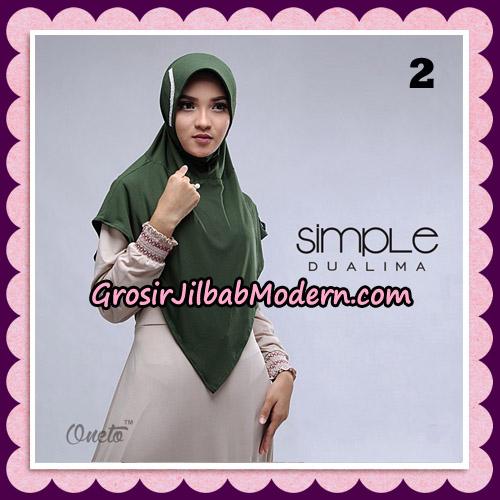 Jilbab Bergo Simple Hijab Seri 25 Original By Firza Hijab Brand No 2