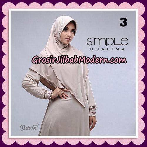 Jilbab Bergo Simple Hijab Seri 25 Original By Firza Hijab Brand No 3