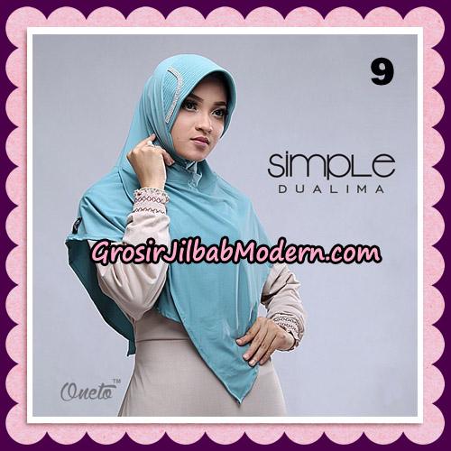 Jilbab Bergo Simple Hijab Seri 25 Original By Firza Hijab Brand No 9
