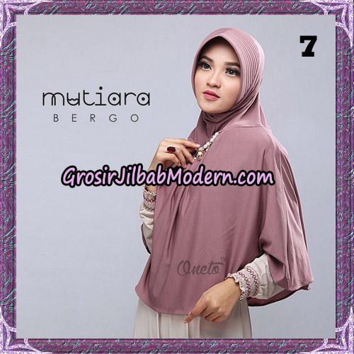Jilbab Cantik Bergo Mutiara Original By Oneto Hijab Brand No 7
