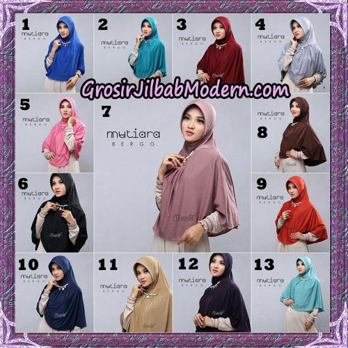 Jilbab Cantik Bergo Mutiara Original By Oneto Hijab Brand