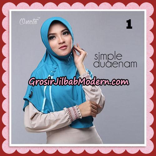 Jilbab Bergo Simple Hijab Seri 26 Original By Firza Hijab Brand No 1