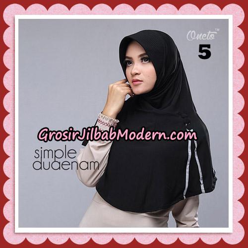 Jilbab Bergo Simple Hijab Seri 26 Original By Firza Hijab Brand No 5
