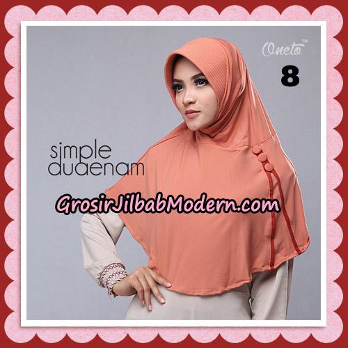 Jilbab Bergo Simple Hijab Seri 26 Original By Firza Hijab Brand No 8