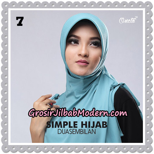 Jilbab Bergo Simple Hijab Seri 29 Original By Firza Hijab Brand No 7