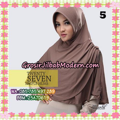 Jilbab Bergo Simple Hijab Twenty Seven Original By Firza Hijab Brand No 5