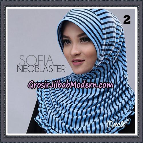 Jilbab Cantik Sofia Neoblaster Original By Oneto Hijab Brand No 2