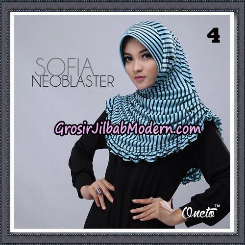 Jilbab Cantik Sofia Neoblaster Original By Oneto Hijab Brand No 4