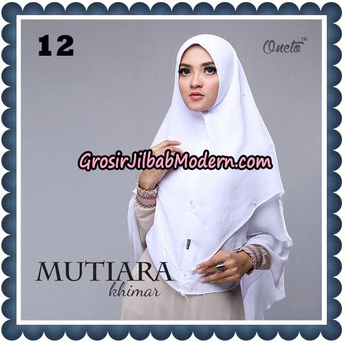 Jilbab Instant Cantik Mutiara Khimar By Ashafiq Support Oneto Hijab No 12