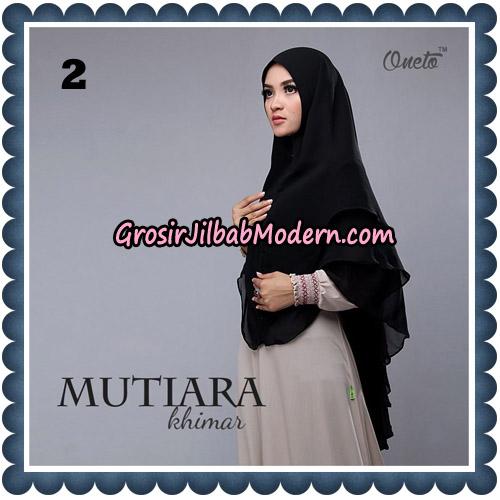 Jilbab Instant Cantik Mutiara Khimar By Ashafiq Support Oneto Hijab No 2