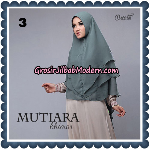 Jilbab Instant Cantik Mutiara Khimar By Ashafiq Support Oneto Hijab No 3
