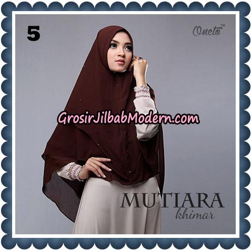 Jilbab Instant Cantik Mutiara Khimar By Ashafiq Support Oneto Hijab No 5