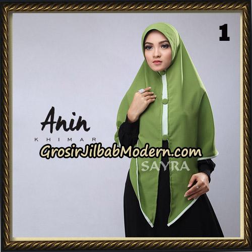 Jilbab Instant Anin Khimar Original By Sayra Hijab Brand No 1