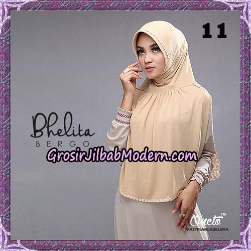 Jilbab Instant Bhelita Bergo Original By Oneto Hijab Brand No 11