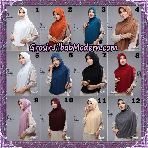 Jilbab Instant Bhelita Bergo Original By Oneto Hijab Brand