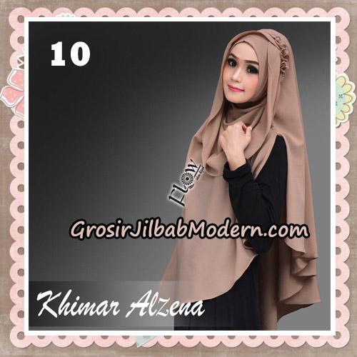 Jilbab Instant Cantik Khimar Alzena Original By Flow Idea No 10