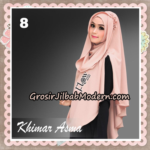 Jilbab Instant Cantik Khimar Alzena Original By Flow Idea No 8