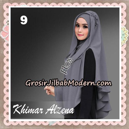 Jilbab Instant Cantik Khimar Alzena Original By Flow Idea No 9