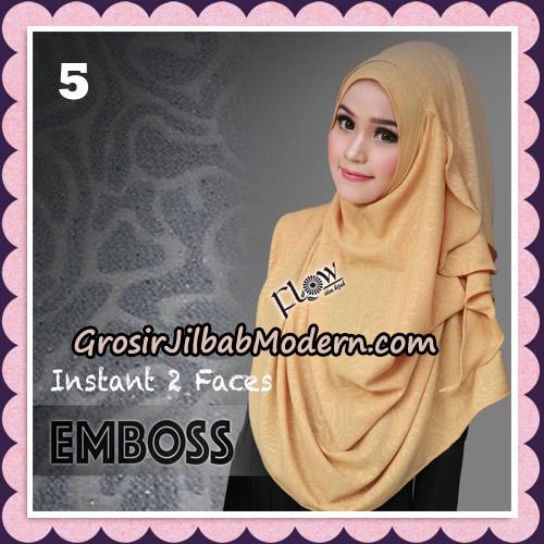 jilbab-instant-cantik-2-faces-emboss-original-by-flow-idea-no-5