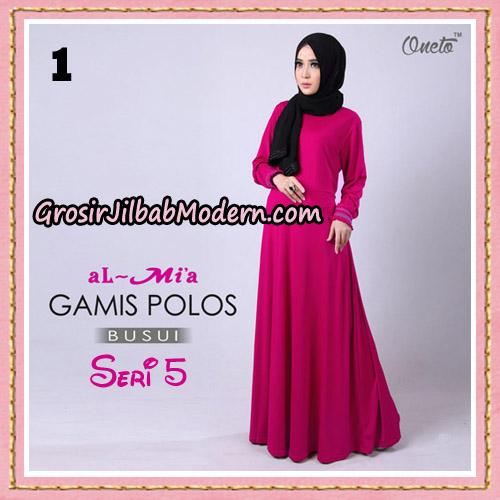 gamis-polos-busui-seri-5-original-by-almia-brand-no-1
