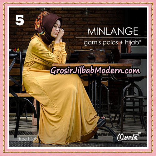 setelan-gamis-polos-dan-hijab-minlange-original-by-almia-brand-no-5