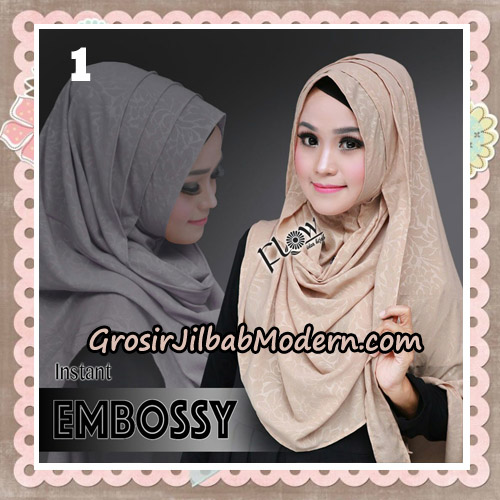 jilbab-instant-cantik-lipit-embossy-original-by-flow-idea-no-1